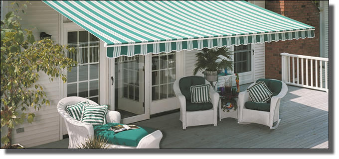 Fort Lauderdale Awnings Retractable Rollout Awnings Clearview